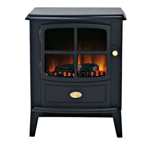 Dimplex BFD20R Brayford Compact Electric Stove with Remote