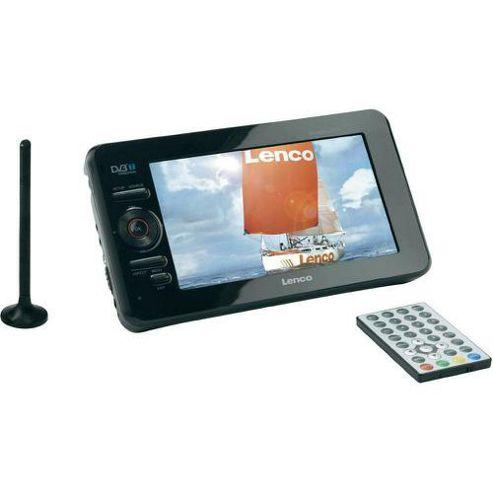 Lenco TFT-925 Portable TV
