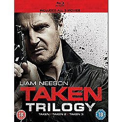 Taken 1-3 Blu-Ray Box Set