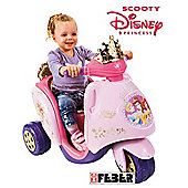 Disney Princess Scooty Ride-On Trike