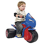 Injusa Trimoto Marvel Amazing Spider-Man Motorbike Battery Operated Ride-On