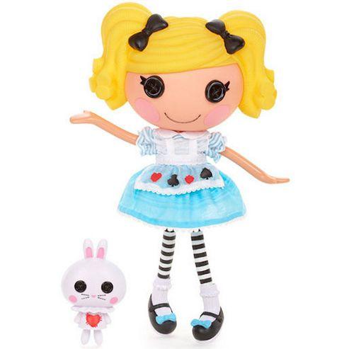 Lalaloopsy Alice in Lalaloopsyland Doll