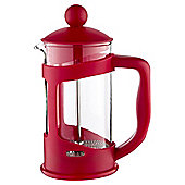 Tesco Cafetiere Red Plastic, 3 Cup