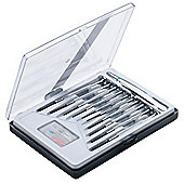 Tesco Precision Screwdriver Set + Spectacle Repair Kit