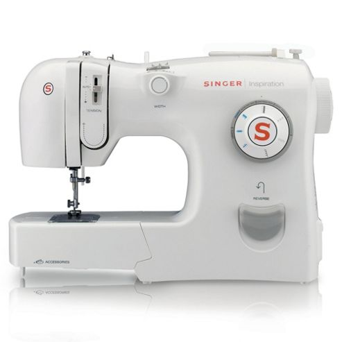 Buy Singer 4205 Electronic Easy Thread Sewing Machine - White From Our Sewing Machines Range - Tesco