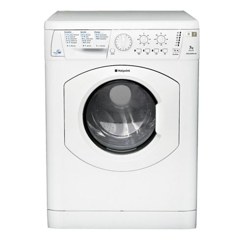 Aquarius 75kg 1400 Spin Washer Dryer White