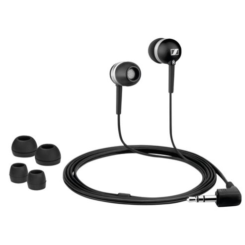 Sennheiser CX300 Precision In-Ear Headphones - Black