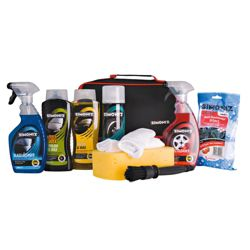 Simoniz 10 Piece Complete Car Cleaning Kit