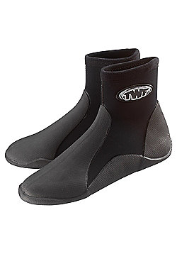 TWF Neoprene Boots 5mm 9 - Black