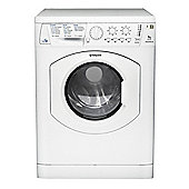 Hotpoint WDL520P Washer Dryer, 7kg Wash Load, 1200 RPM Spin, B Energy Rating. White