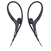 Sony MDR-AS400EX Sports In-Ear Headphones - Black