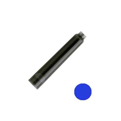 Delta Ink Cartridges Blue Pack of 4