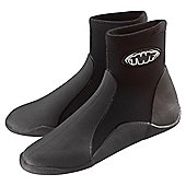 TWF Neoprene Boots 5mm 9 - Black