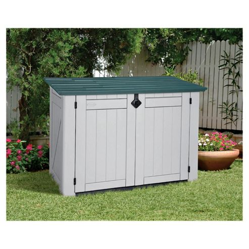 Buy keter store it out xl from our garden storage range for Garden shed tesco