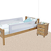 Safetots Extra Wide Double Sided Bed Rail White