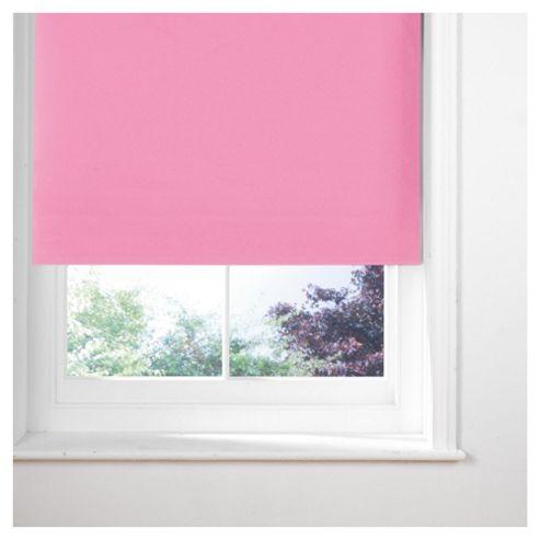 Sunflex Thermal Blackout Blind, Pink 180Cm