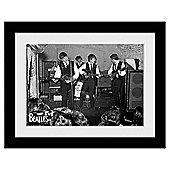 The Beatles Cavern Club Framed Print, 30x40cm