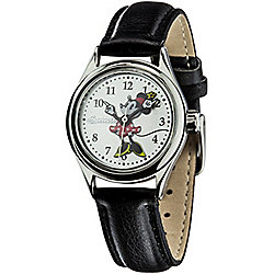 Disney Ingersoll Classic Ladies Character Moving Hands Watch 26526