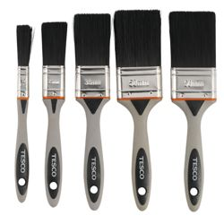 Tesco loss free brush set, 5 pack