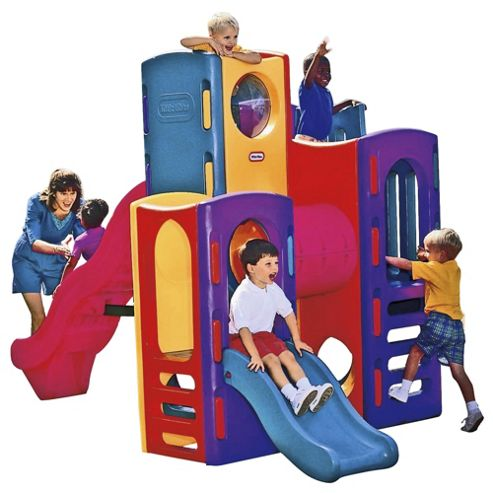 Little Tikes Tropical Playground Play Centre