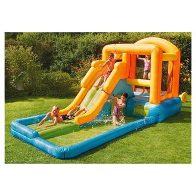 Inflatable slide kids inflatable slides inflatable toys for Elc paddling pool