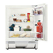 Zanussi ZQA14030DA Built In Fridge, 600mm, A Energy Rating, White