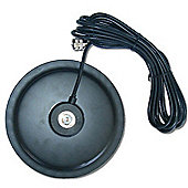Maplin 7 Inch Turbo Radio Aerial Antenna Magnetic Mount PL259 Plug