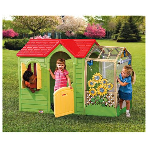 Little Tikes Evergreen Garden Cottage Playhouse