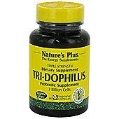 Natures Plus Tri-Dophilus 60 Veg Capsules