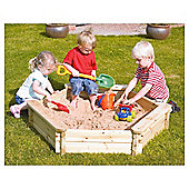 TP Lollipop Sand Pit with Base & Cover