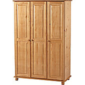 Home Essence Sol 3 Door Wardrobe