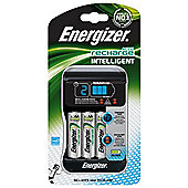 Energizer AA/AAA Intelligent Battery Charger (with 4 AA 2000mAh Batteries)