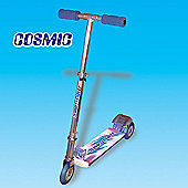 Ozbozz Cosmic Light 3-Wheel Scooter
