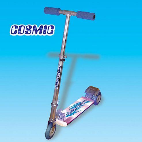 Cosmic Light 3-Wheel Scooter
