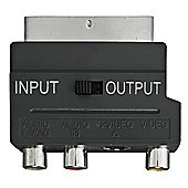 Tesco Value TC-711 Scart adapter for camcorders/games consoles