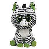 TY Beanie Boos BUDDY 23cm Zig Zag the Zebra