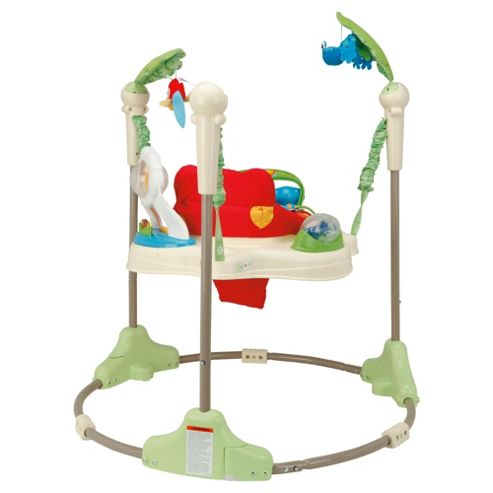 fisher price rainforest jumperoo manual