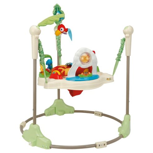 Buy Fisher-Price Rainforest Jumperoo Bouncer from our Baby Bouncers range - Tesco.com