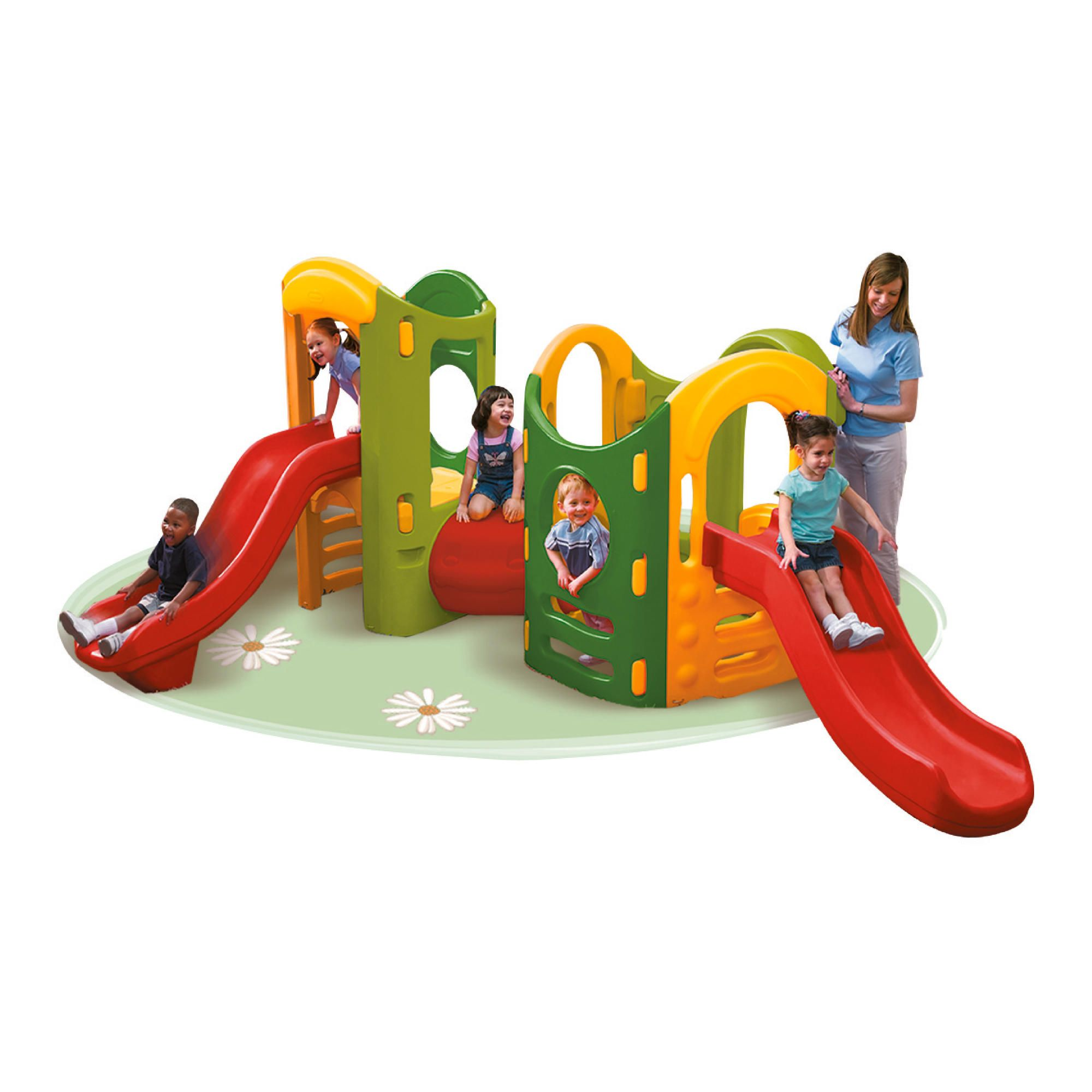 Little Tikes 8-in-1 Adjustable Playground at Tesco Direct