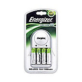 Energizer Value Battery Charger (includes 4 AA batteries)