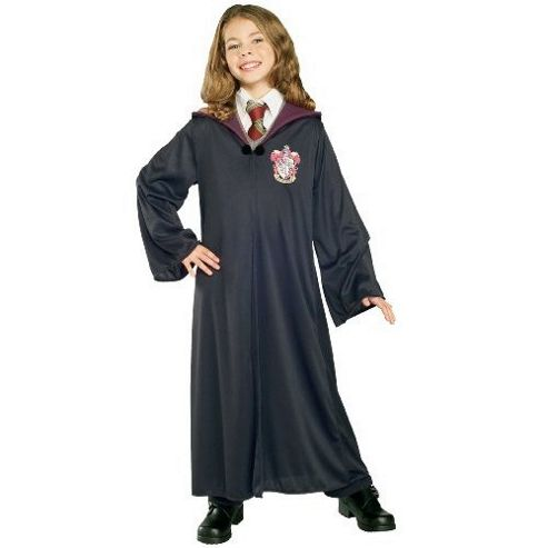 Rubies Fancy Dress - Harry Potter Gryffindor Robe - Childs Small - UK Size 3-4 Years