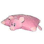 Cozy Time Pillow Pal Pig