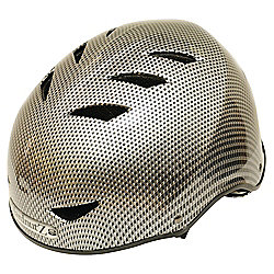 HardnutZ Black Carbon Helmet Large 58-61cms