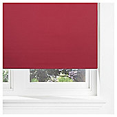 Thermal Blackout Blind, Red 120Cm