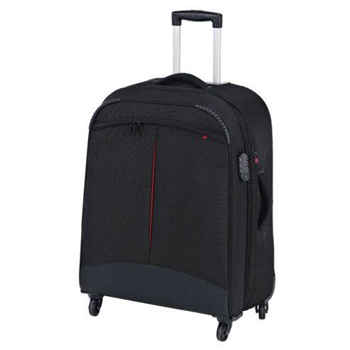 Tesco Finest Blackberry Suitcase, Large