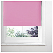 Thermal Blackout Blind, Pink 90Cm