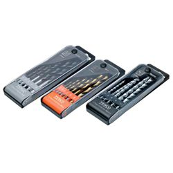 Tesco 16 Piece Combination Drill Bit Set