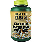 Health Plus Calcium Ascorbate PowderVegan 250g Powder