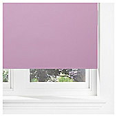 Thermal Blackout Blind, Pink 120Cm
