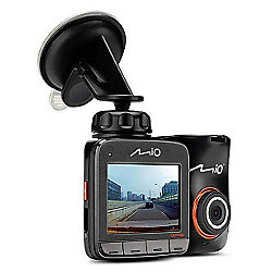 Mio MiVue 518 1080p HD DVR GPS Tracking In Car Dash Cam Camera Recorder
